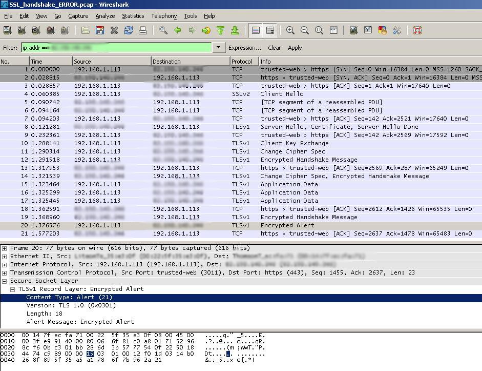 Weblogic and IIS two-way TLS/SSL issue (debugging) | J@n van Zoggel