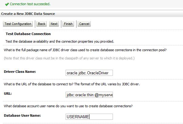 Weblogic and different version Oracle JDBC driver | J@n van
