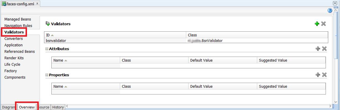 Oracle ADF custom Validator for BSN check | J@n van Zoggel