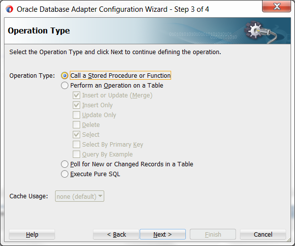Using the Database Adapter in Oracle Service Bus 12c | J@n