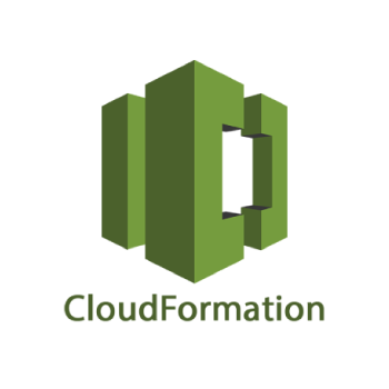 Example AWS CloudFormation template for network load