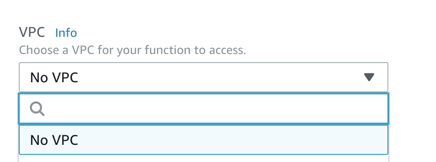 How to configure AWS Lambda functions to use a outbound fixed ip | J